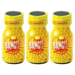 Bang Poppers Aroma 10ml 3 flesjes