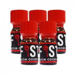 Fist Poppers - 10ml 5 flesjes