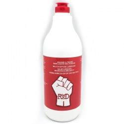 The Red 1000ml Glijmiddel Fistmiddel