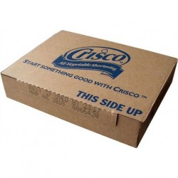 Crisco Fistmiddel 453gram Tray 12 cans